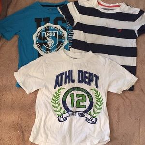 Other - Boys tees size 8